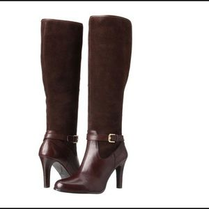 New -Ralph Lauren ' Bethan' in dark brown